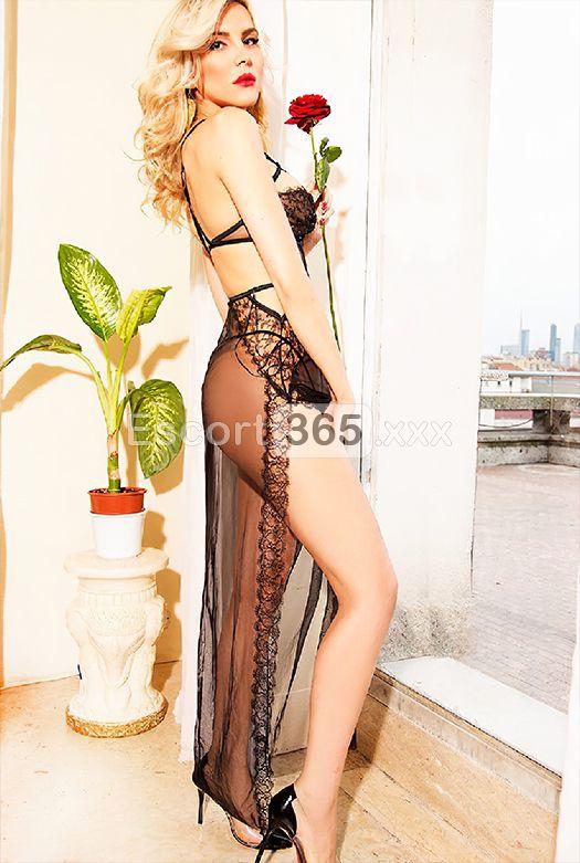 Lavinia Delgado, Trans Tortoreto